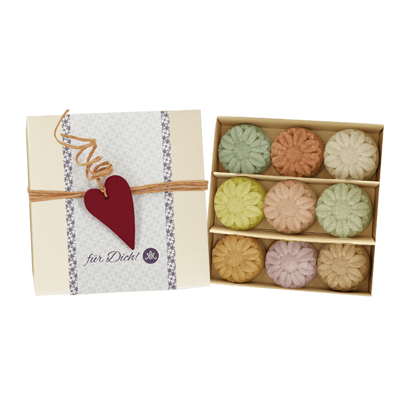 Gift Set - ShampooBit® Trial Box - vegan
