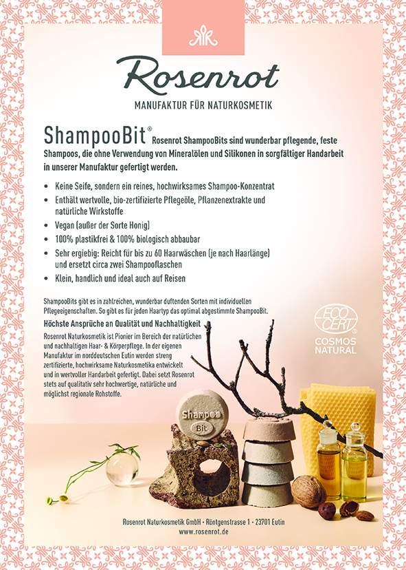 Standschild ShampooBit