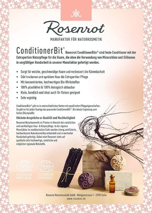 Standschild ConditionerBit