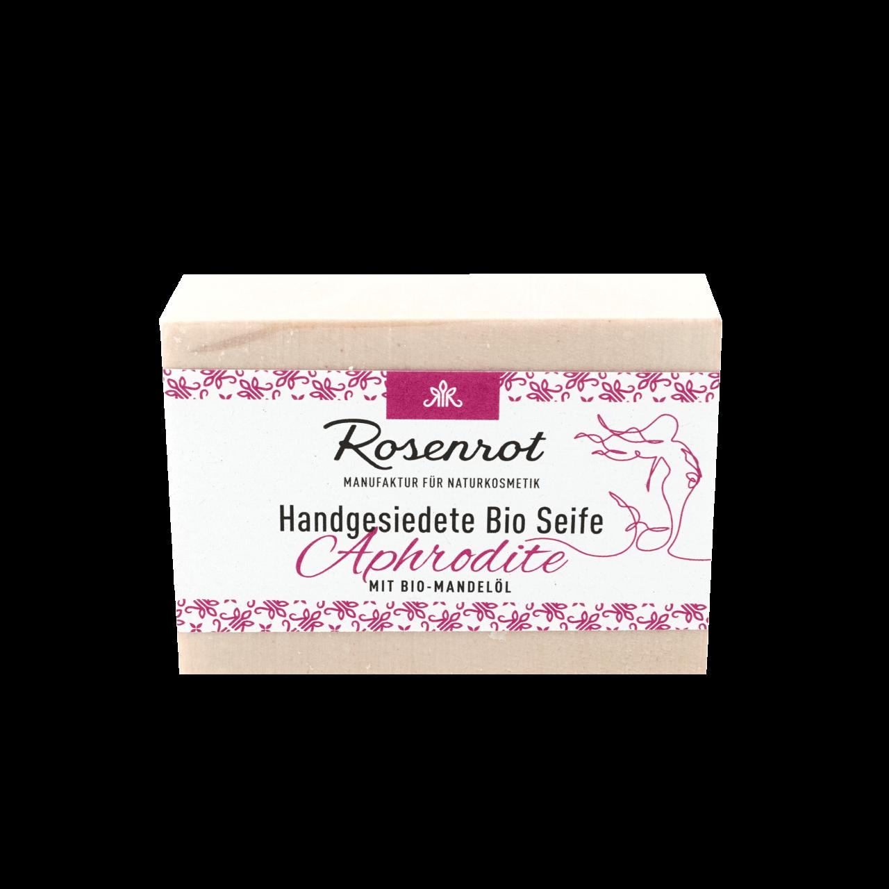 Organic soap - Aphrodite