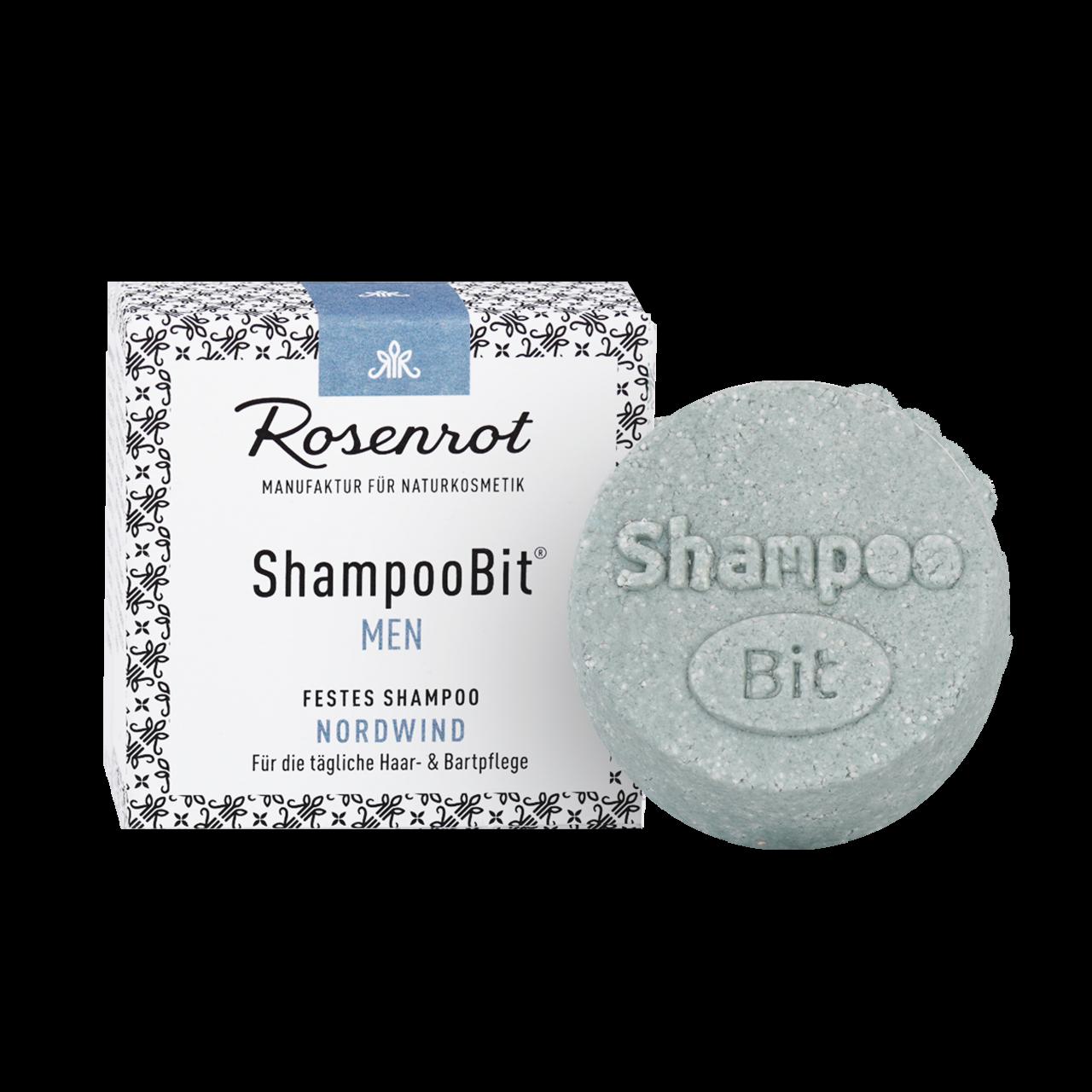 ShampooBit® - festes Shampoo MEN Nordwind