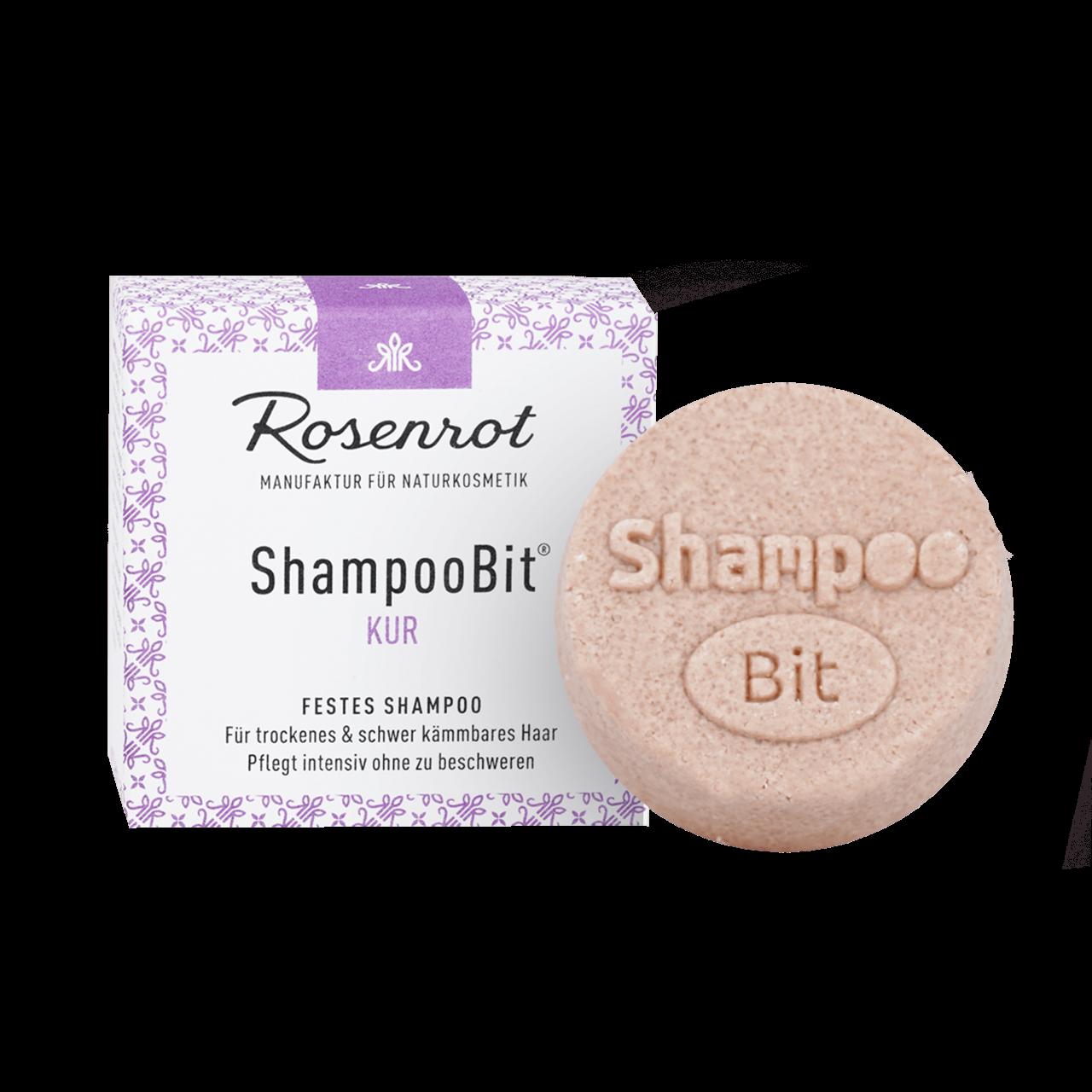 ShampooBit® - solid Shampoo Cure