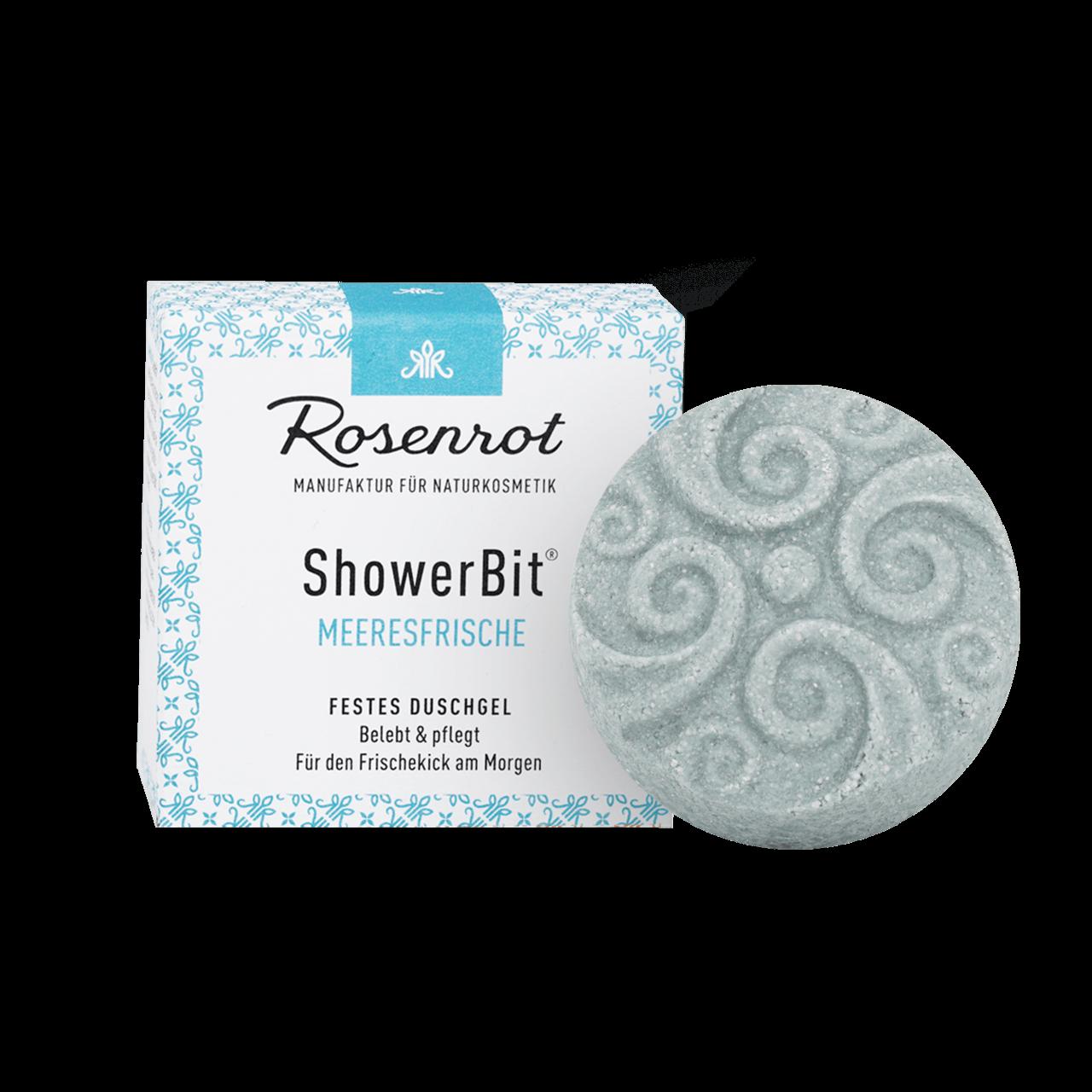 ShowerBit® - solid shower gel sea freshness