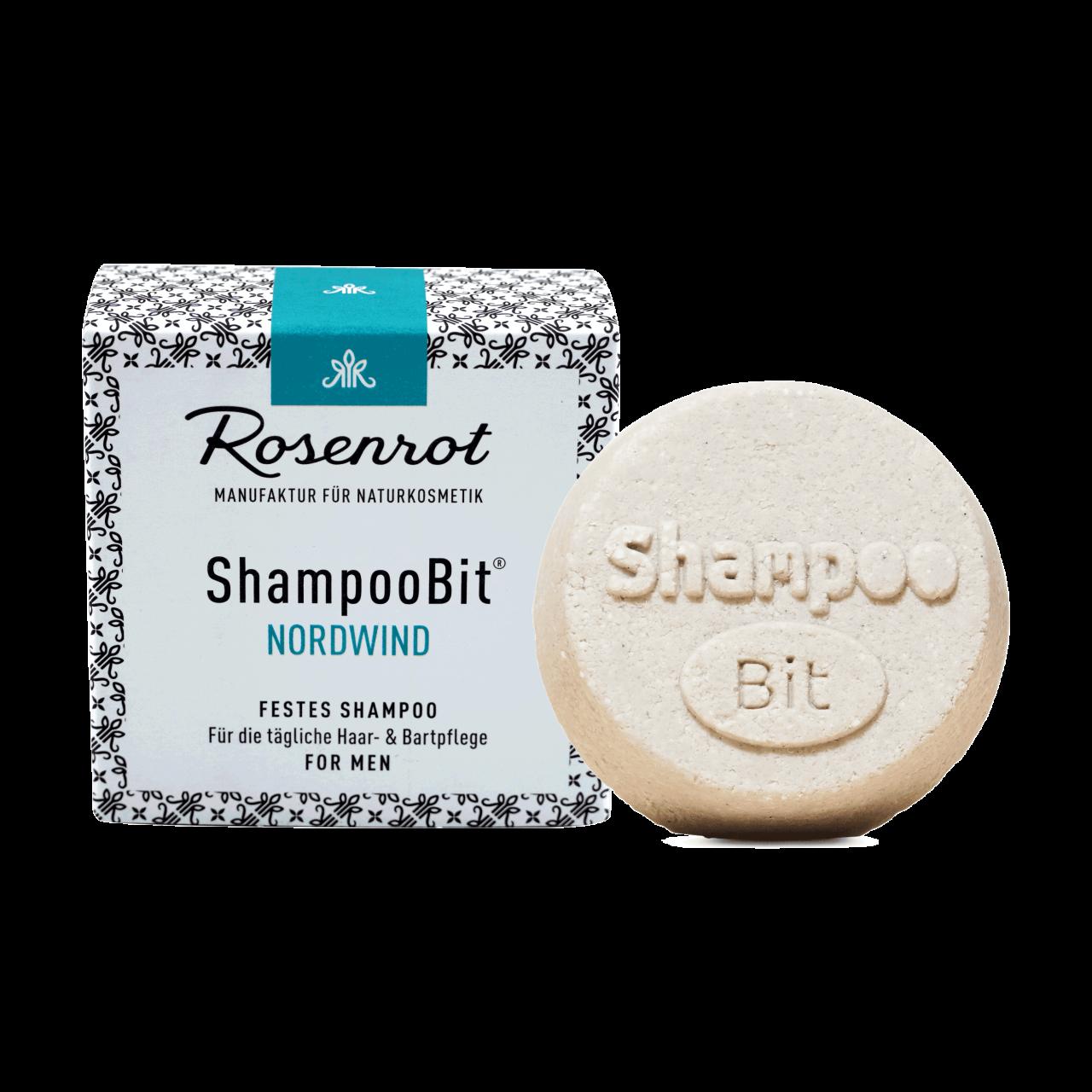 ShampooBit® - solid Shampoo MEN Nordwind