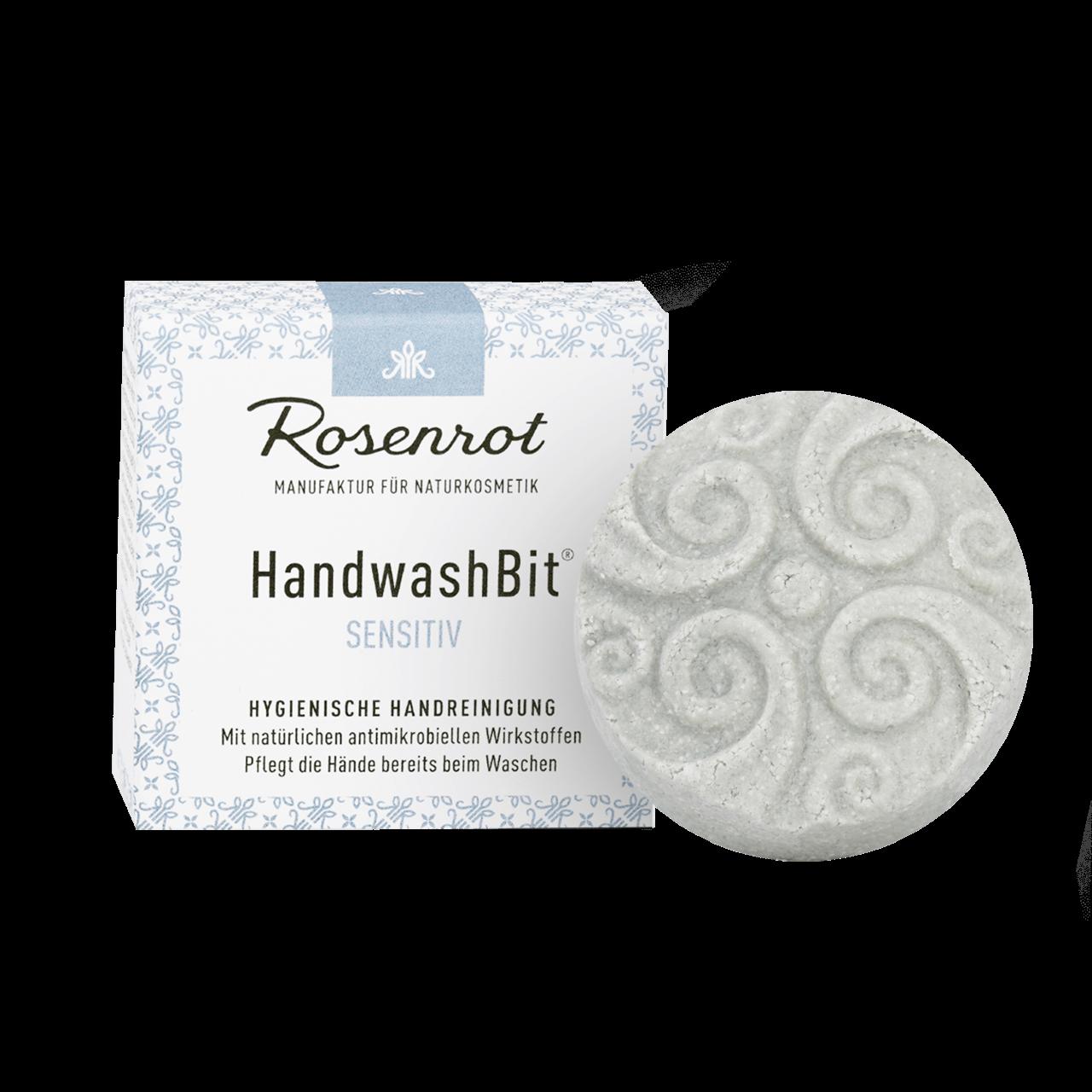 HandwashBit® - feste Waschlotion Sensitiv