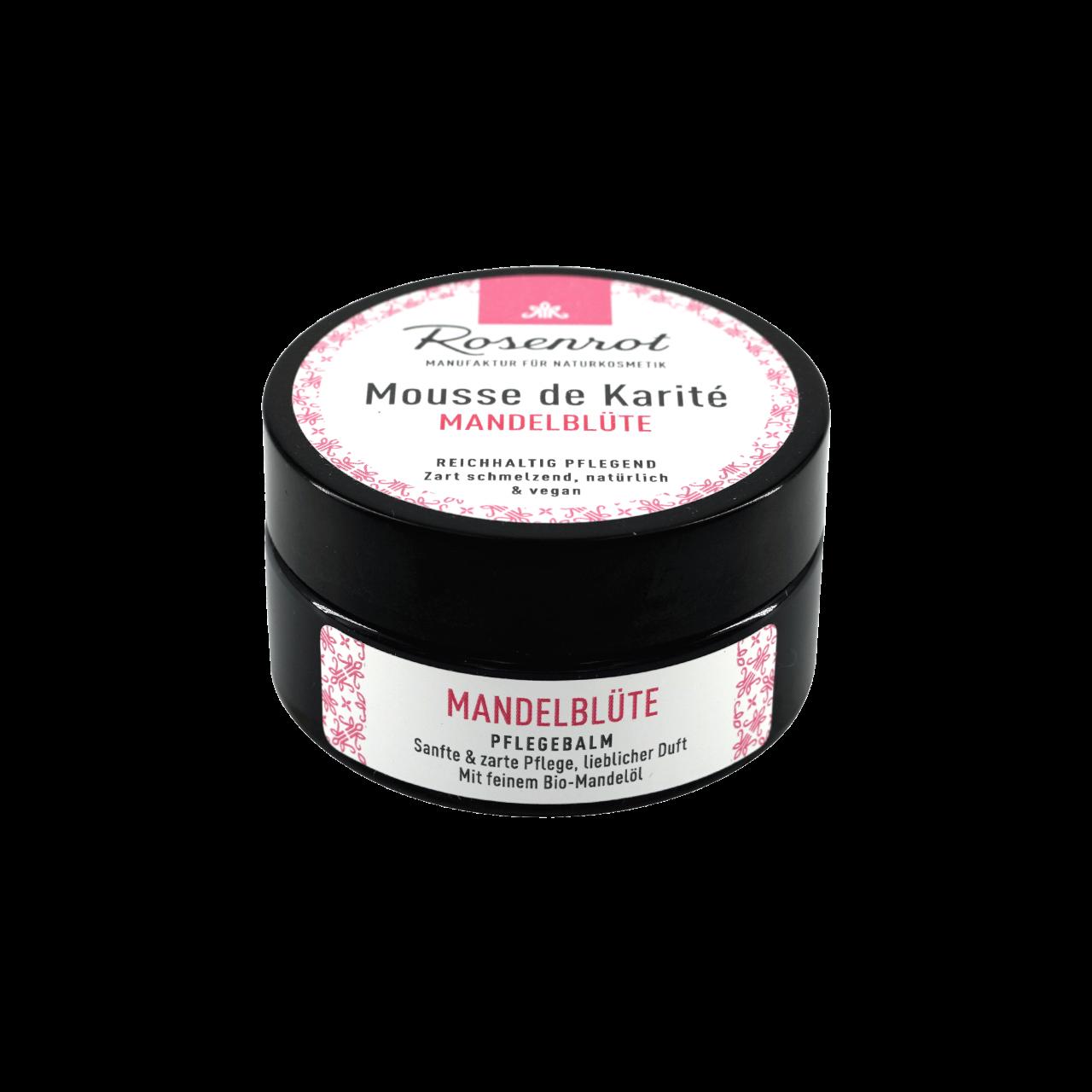 Mousse de Karité Mandelblüte