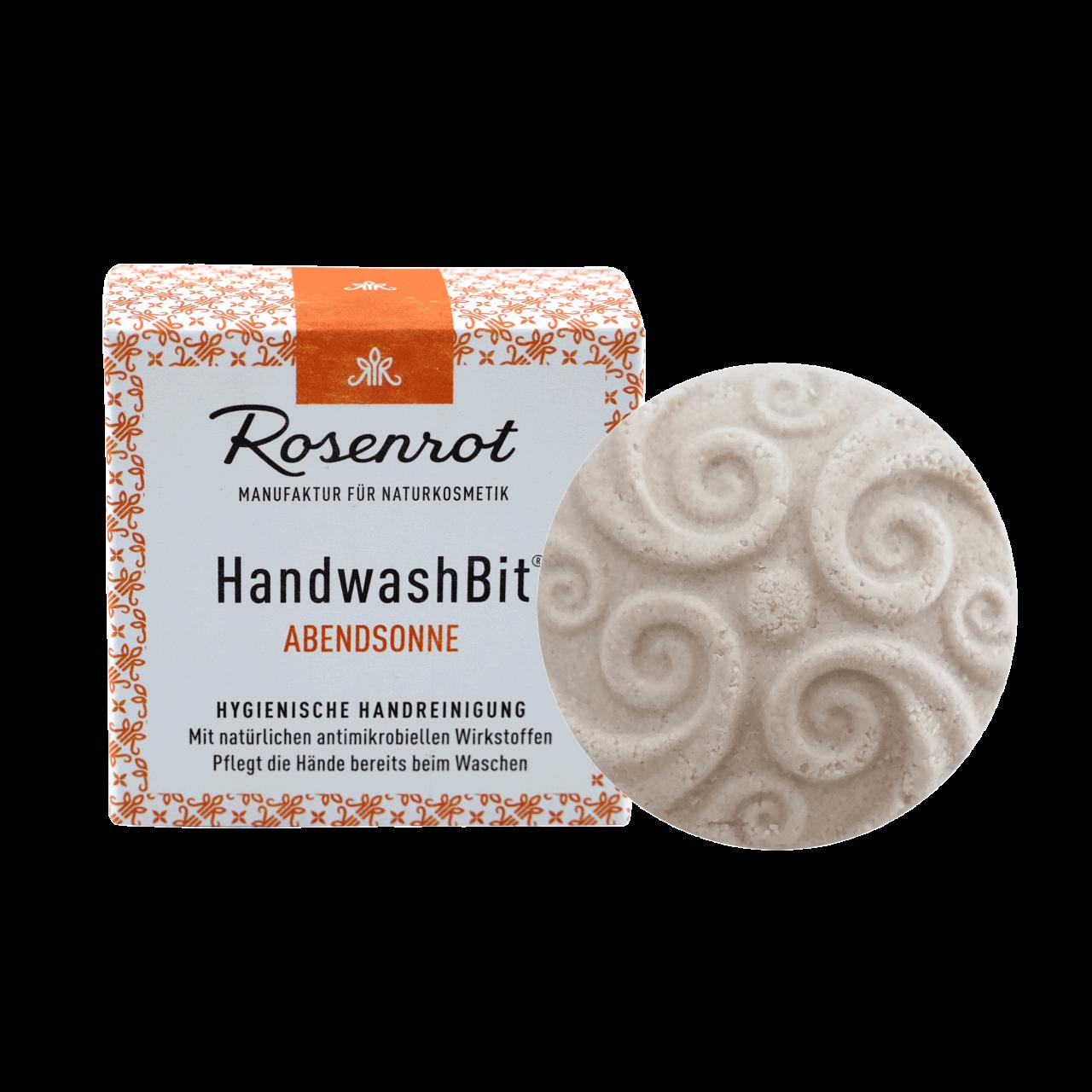 HandwashBit® - solid wash lotion Evening Sun