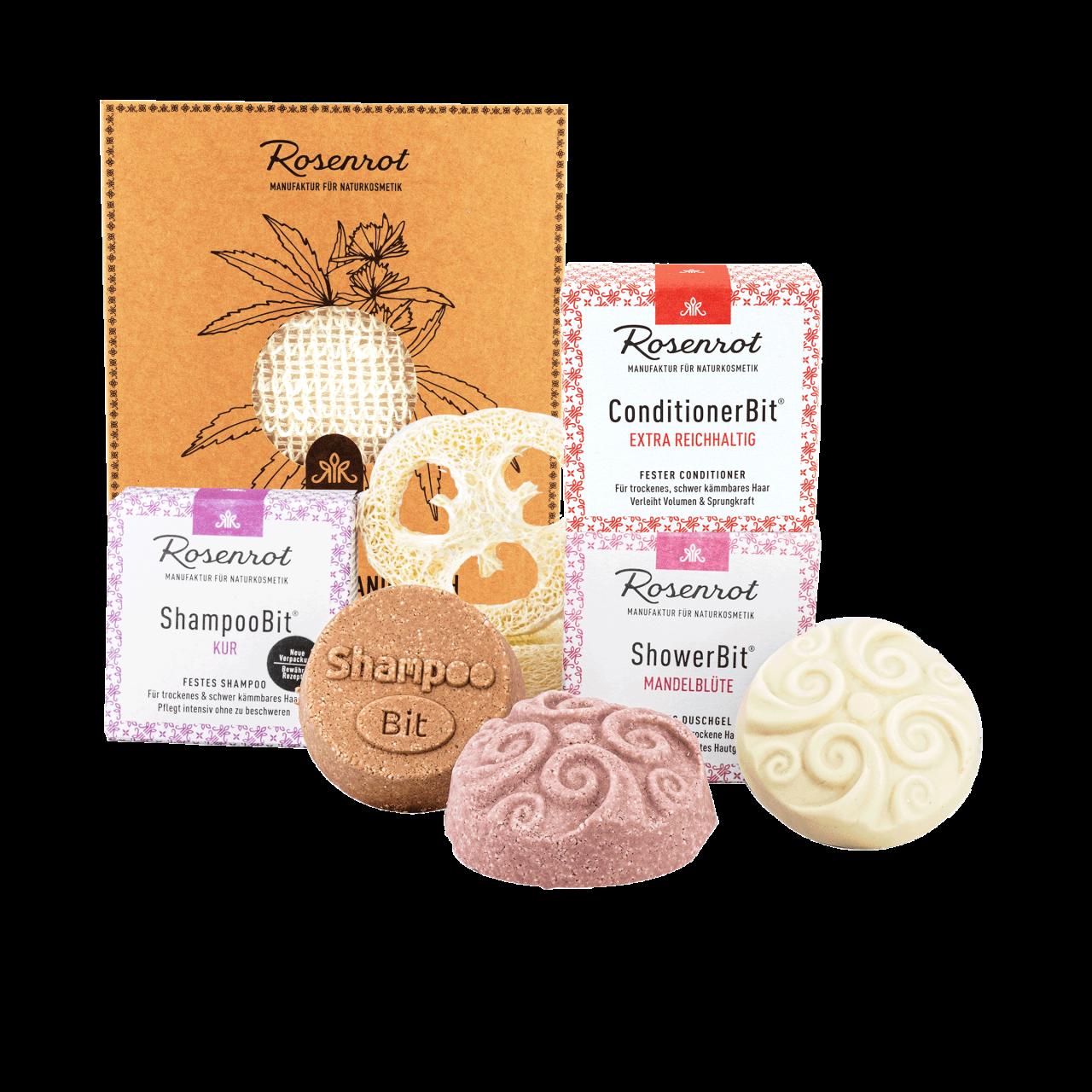 """Starter-Set """"Shampoo & Dusche"""" für Frauen"""