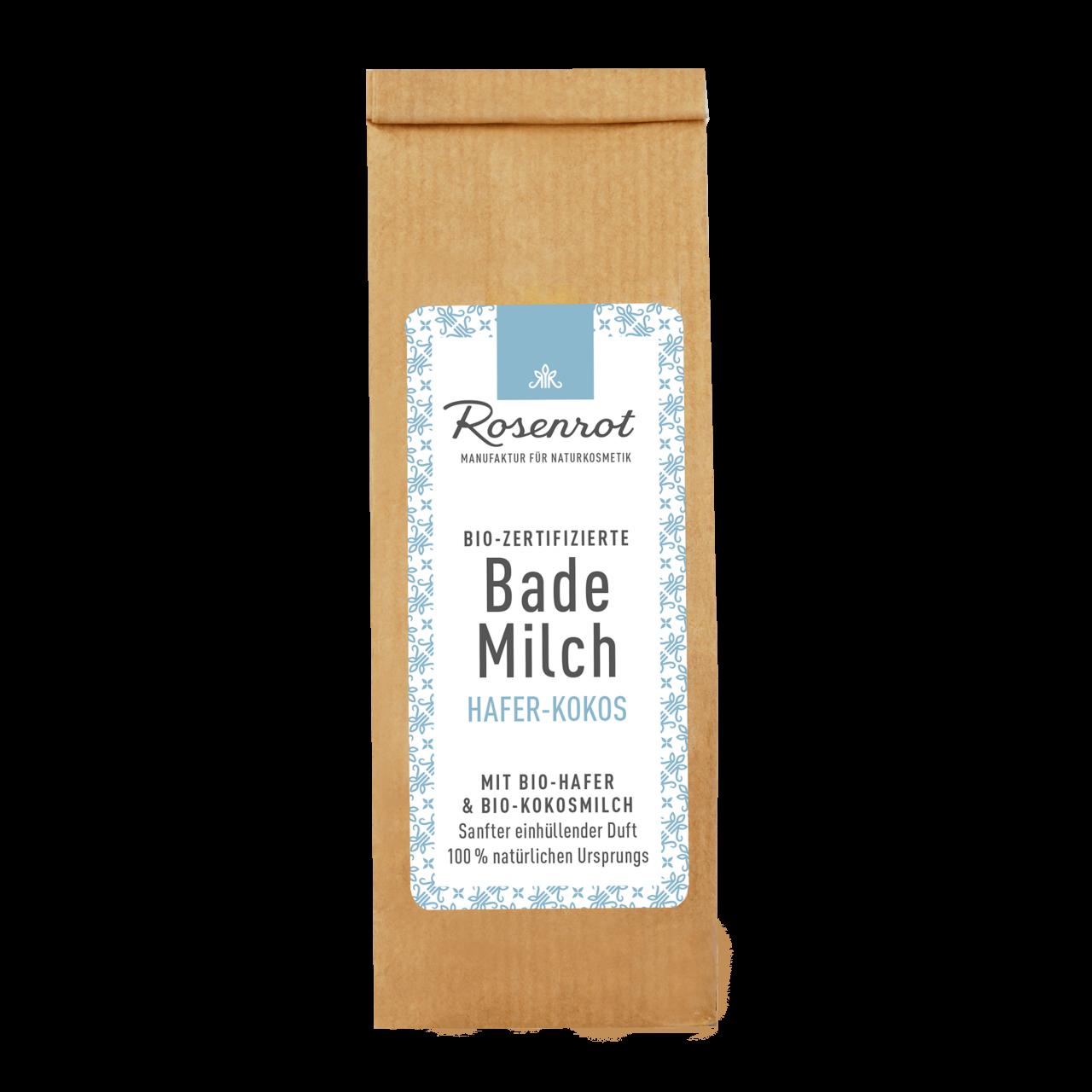 Bademilch Hafer-Kokos