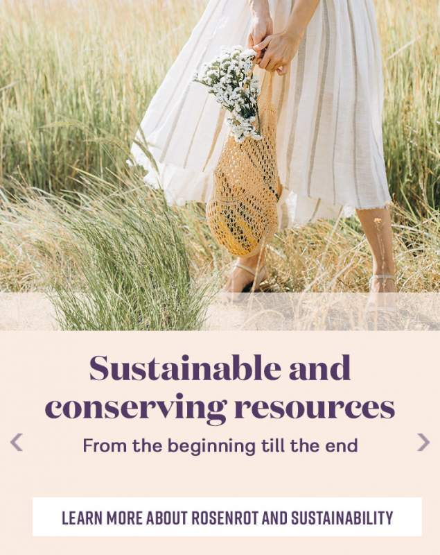 Sustainable and conservig resources