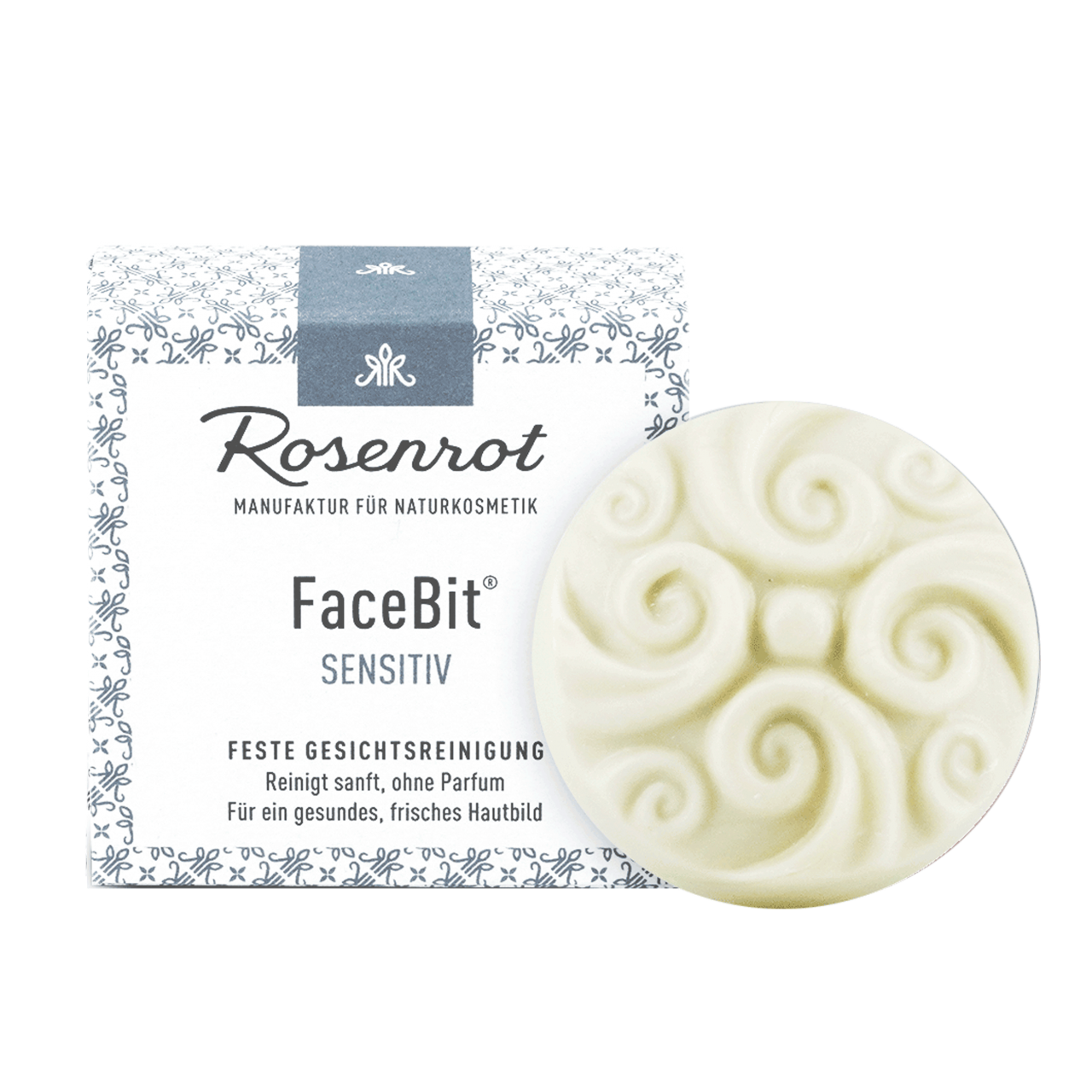 FaceBit® - Solid Wash Gel Facial Cleansing - Sensitiv