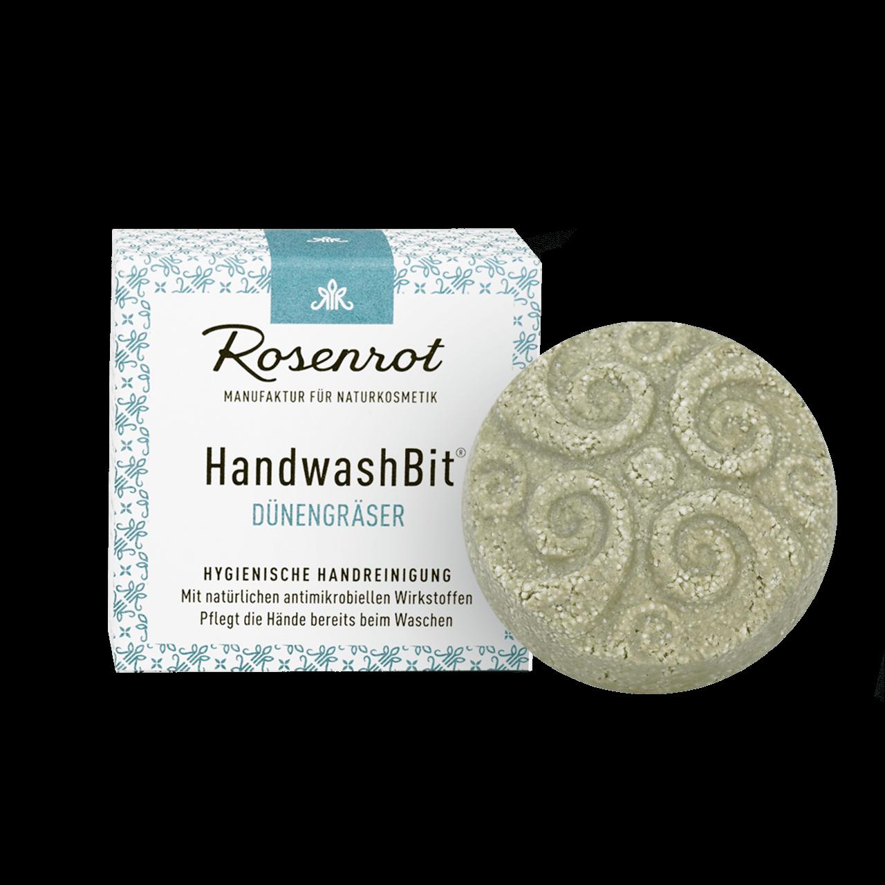 HandwashBit® - feste Waschlotion Dünengräser
