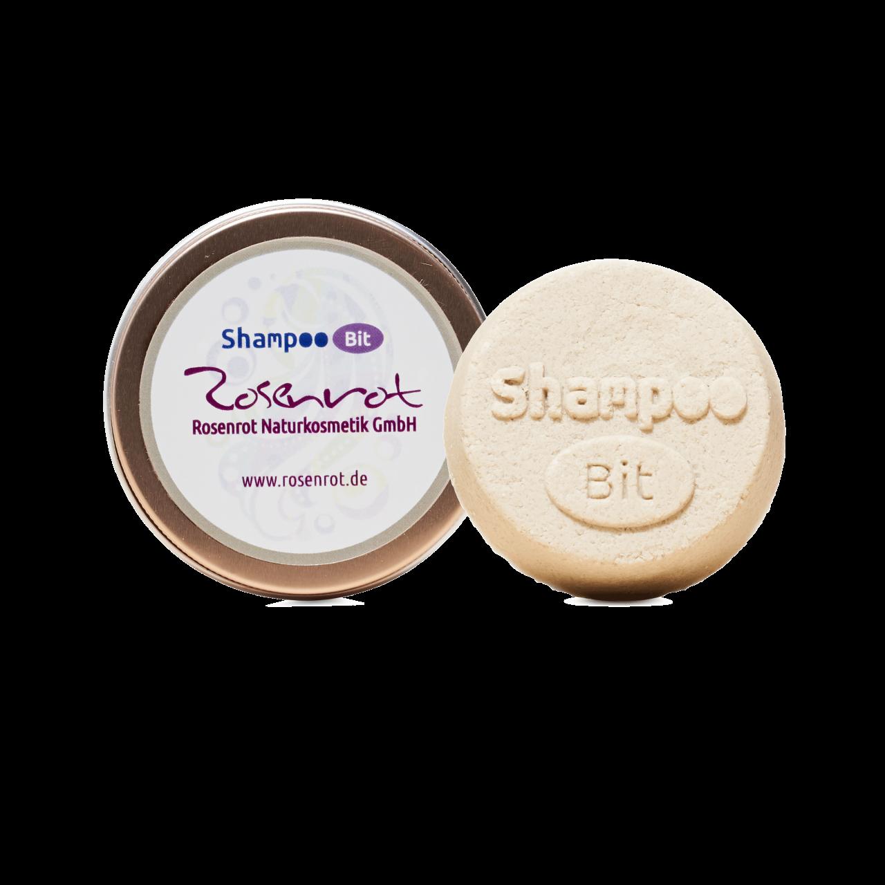 ShampooBit® - Kornblume-Zitrone inkl. Bitbox