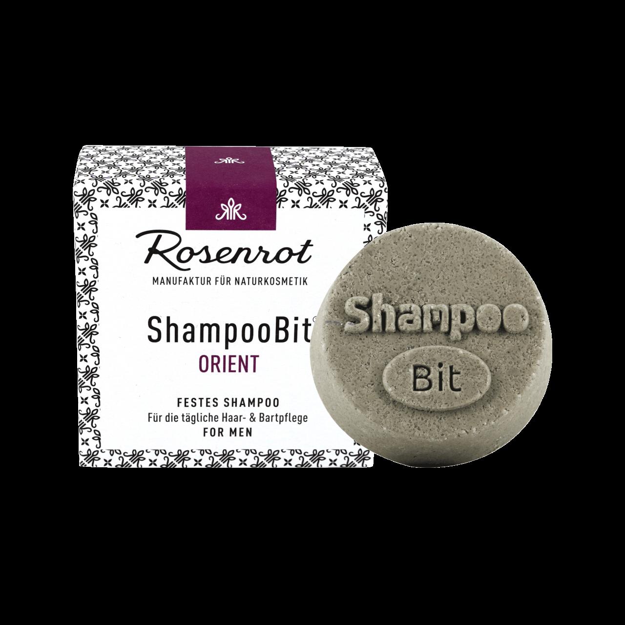ShampooBit® - solid Shampoo MEN Orient