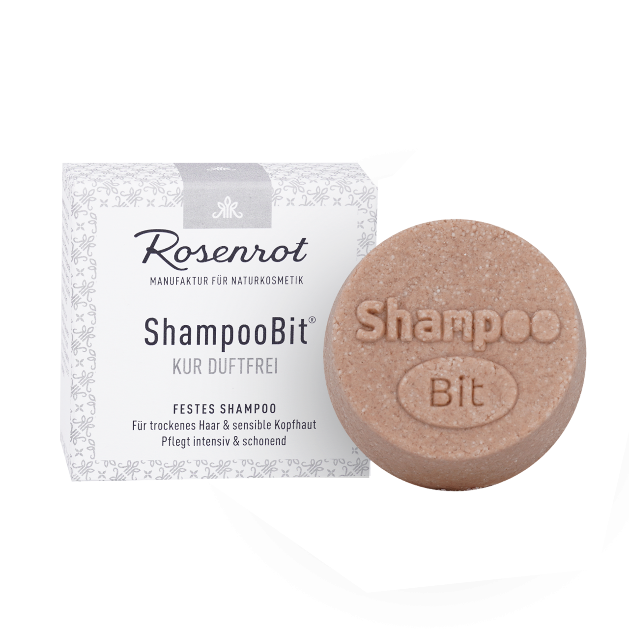 ShampooBit® - solid Shampoo Cure unscented
