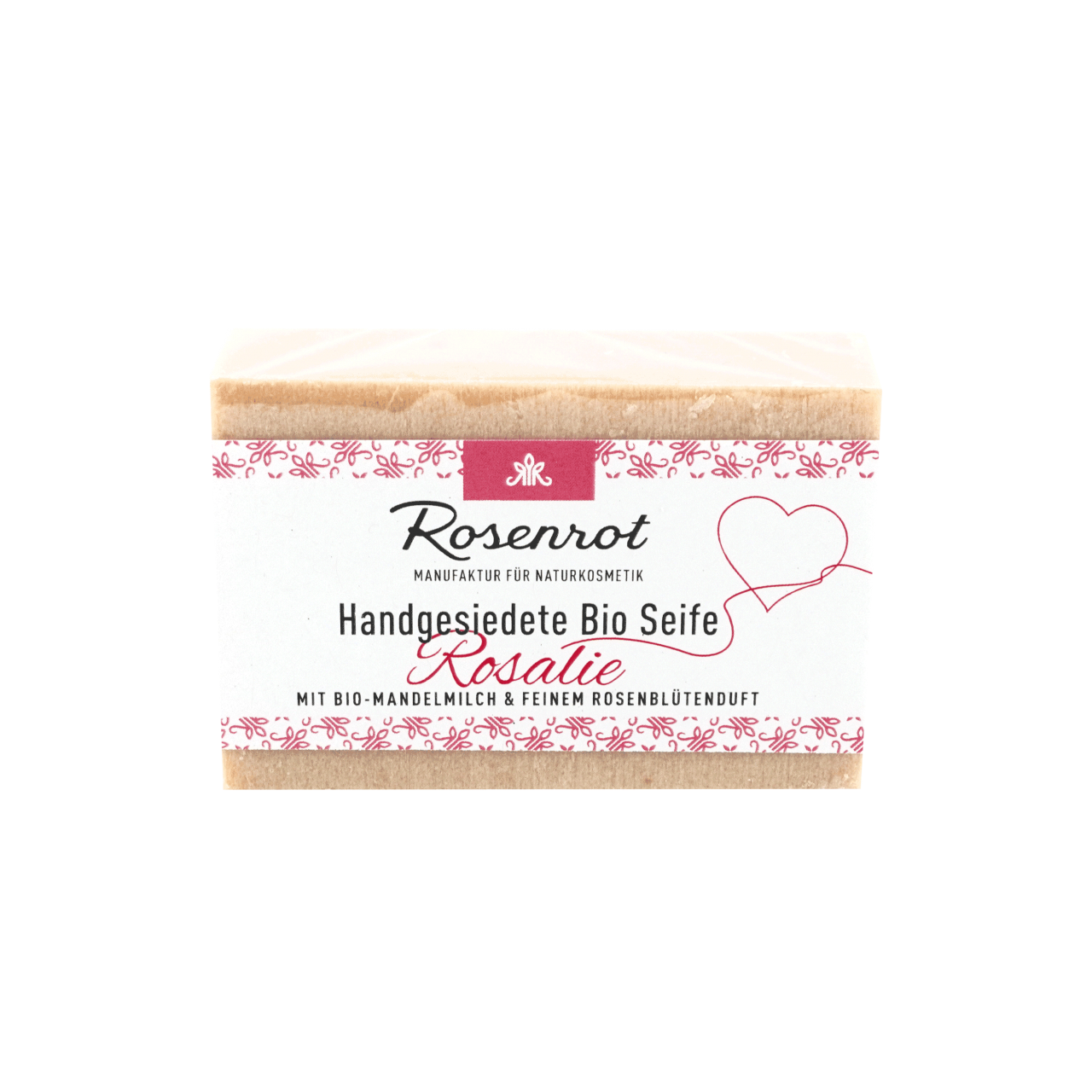 Organic soap - Rosalie